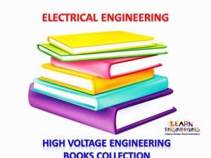 High Voltage Engineering Books