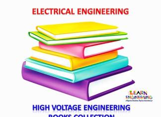 High Voltage Engineering Books