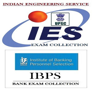 IES & IBPS Exam Collection