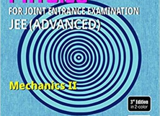 Mechanics II By B.M.Sharma for IIT-JEE Exam
