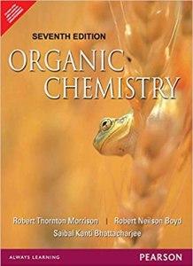 Organic Chemistry By Morrison & Boyd