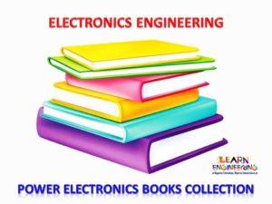 Power Electronics Books