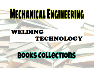 Welding Technology Books