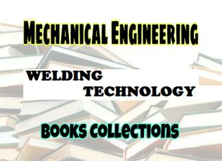 Welding Technology Books