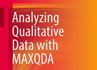 Analyzing Qualitative Data with MAXQDA By Udo Kuckartz