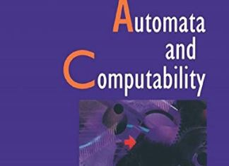 Automata and Computability By Dexter C. Kozen