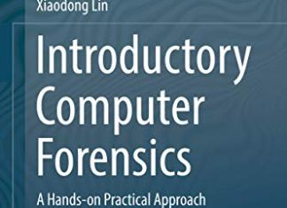 Introductory Computer Forensics By Xiaodong