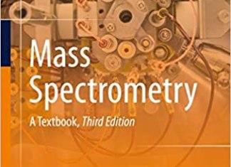 Mass Spectrometry By Jurgen H Gross