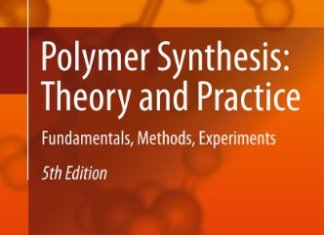 Polymer Synthesis By Dietrich Braun