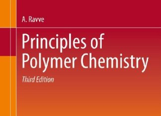 Principles of Polymer Chemistry By A. Ravve