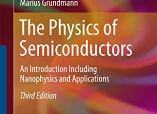 The Physics of Semiconductors By Marius Grundmann