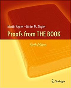 Proofs from THE BOOK By Martin Aigner