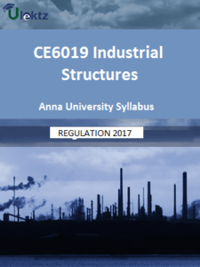 CE8009 Industrial Structures