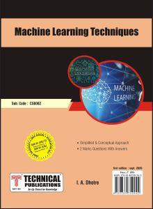 CS8082 Machine Learning Techniques