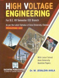 EE8701 High Voltage Engineering