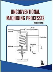 ME8073 Unconventional Machining Processes