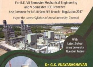 ME8792 Power Plant Engineering