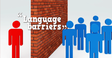 Removing Barriers in English communication