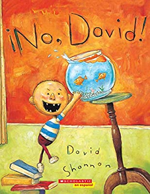 No David By David Shannon - Download No David Books for kids learn English