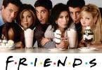 Learn English with Friends TV Series