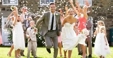 Lesson 91 - A Wedding