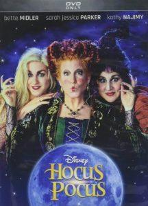 Hocus Pocus movie cover