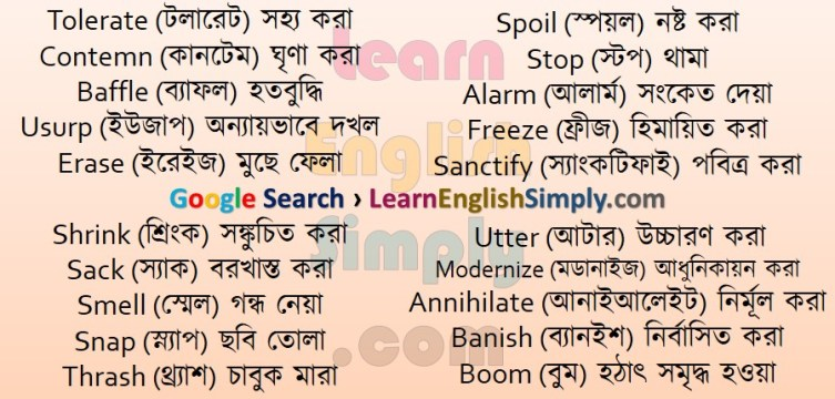 Vocabulary Part 29