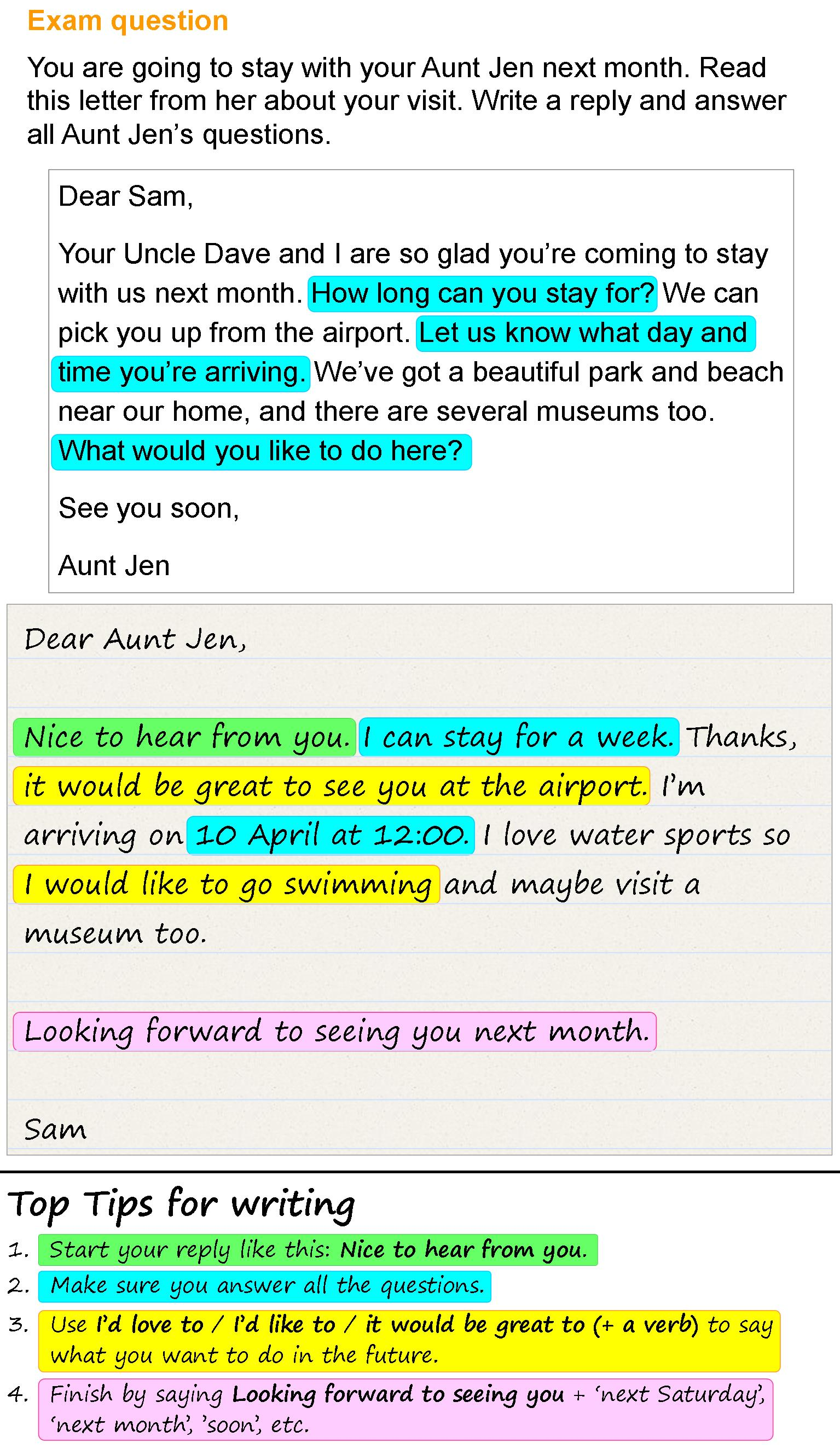 Invitation Messages Learnenglish Teens
