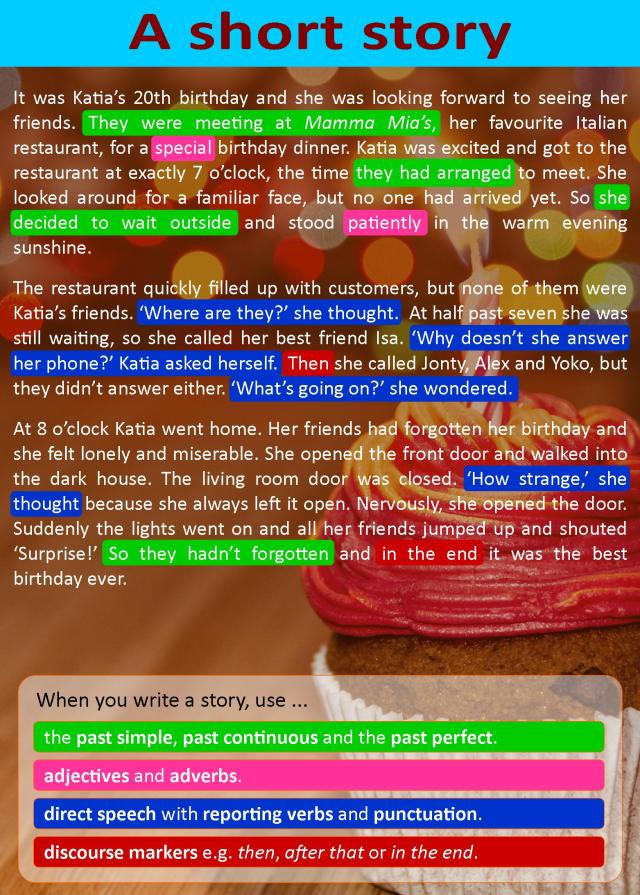A short story  LearnEnglish Teens - British Council