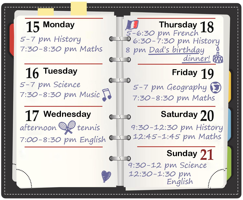 Study Diary Learnenglish Teens