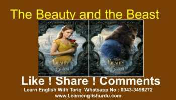 Learn English Through Story _ The Beauty and the Beast Elementary Level