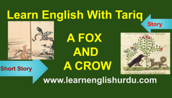 A Fox And A Crow Short Story In Urdu