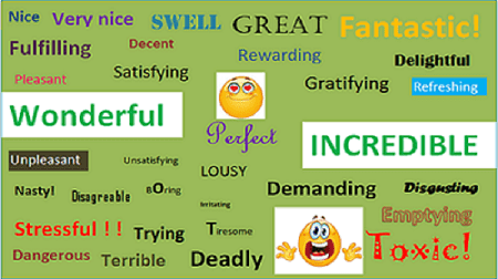 Adjectives for describing jobs-Intermediate worksheets-Learn English With Africa