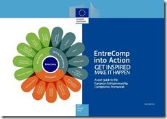 competences esprit entreprise selon UE