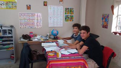 apprendre espagnol en voyage