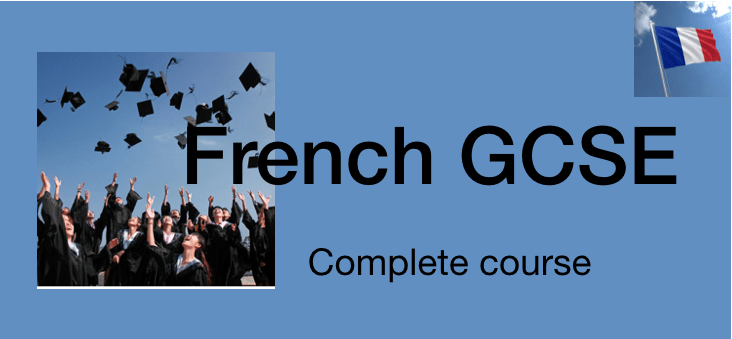 French GCSE Complete course