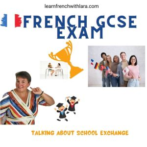 School exchange in French