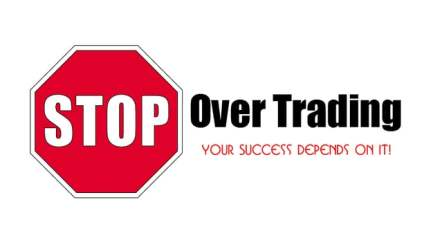 OVERTRADING TO MAKE UP FOR A LOSS