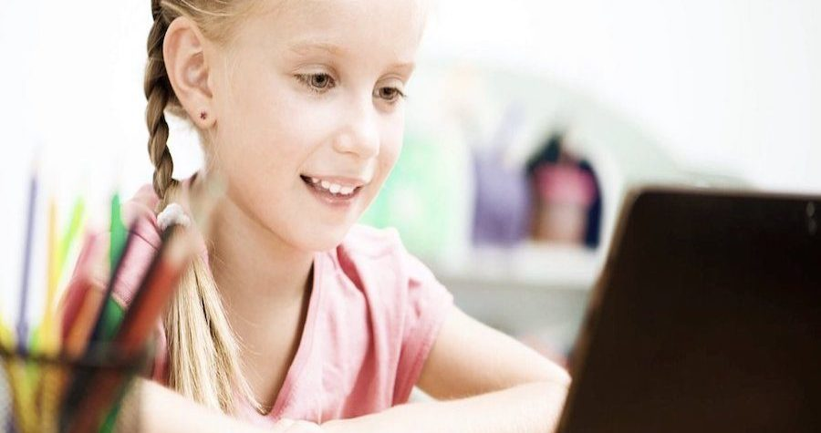 Online tutoring for children