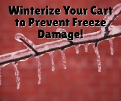 winterize hot dog cart tips