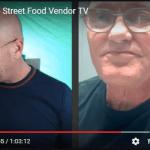 #143 Hot Dog Vendor Radio – Live