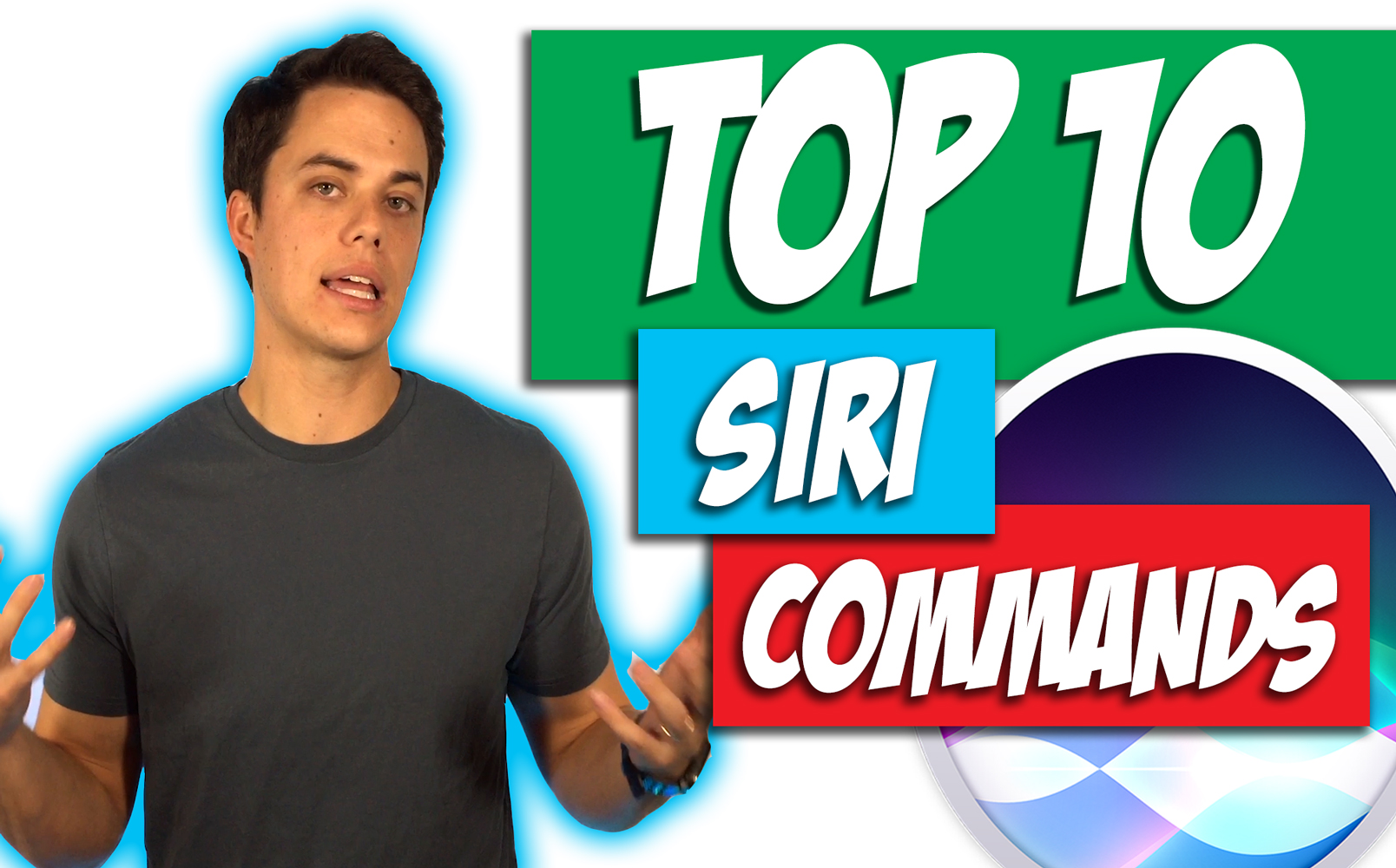 Top 10 Siri Commands