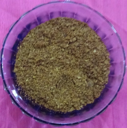 Dry Masala