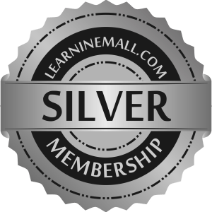 Learninemall Silver Membership Badge