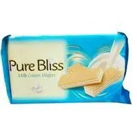 pure bliss cream wafers