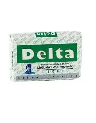 Delta Medicated and Antiseptic Soap 80g