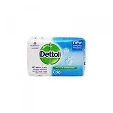Dettol Cool Antibacterial Soap 120g
