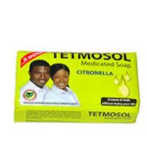 Tetmosol medicated soap 70g