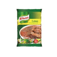 knorr beef cube pack