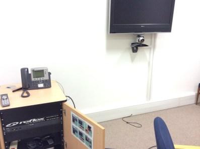 G39 Videoconference room
